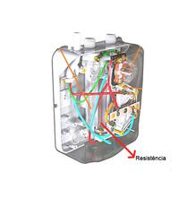 Resistência para Aquecedores Flex, Digital e 4T 8200W 250V (220V) Cardal