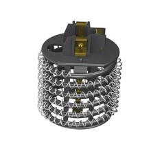 Resistência para Chuveiro Banhão Power 4 Temperaturas 6400W 220V Corona