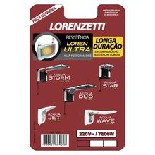Resistência para Chuveiros Acqua Storm e Acqua Star 7800W 220V Lorenzetti