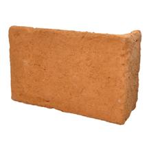 Revestimento de Parede Brique 20 Terracota Finito(Quina) 36,5x27,5x1,5cm Caixa com 6 Peças Passeio
