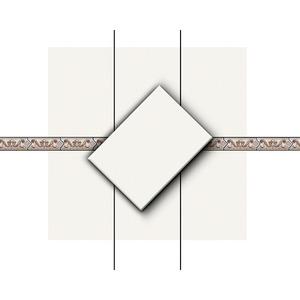 Revestimento 40,00 Cm 25,00 Cm Bold Acetinado Basic Matte White Pei0 Caixa 1,84M2 24,58 Kg Portinari