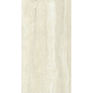 Revestimento 58 x 31 cm Retificado Monoporosa Acetinado Travertino Claro PEI 0 caixa 1,4m2 23,7 kg Via Rosa