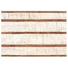 Revestimento Acetinado Retificado Rústico Filetado Stone 8198 Bege 43,7x63,1cm Ceusa
