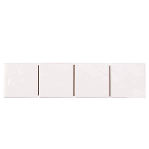 Revestimento Externo América 10x10cm Alaska Brilhante Bold PEI 2 Caixa 1,95m² Strufaldi