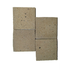 Revestimento Brick Colonial Palha 7x7cm Delicatta