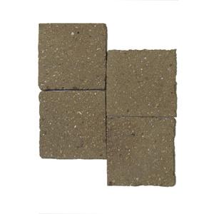 Revestimento Brick Fendi Claro 7x7cm Delicatta