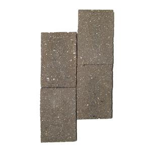 Revestimento Brick Fendi Escuro 7x12cm Delicatta