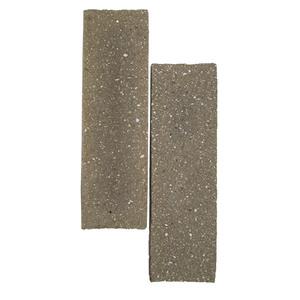 Revestimento Brick Fendi Escuro 7x24cm Delicatta