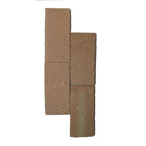 Revestimento Brick Nova Rosê 5x11cm Delicatta