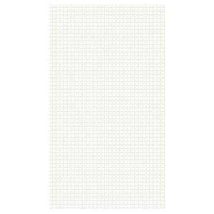 Revestimento Brilhante Bold Decorado HD Cristal White 32x57cm Ceral