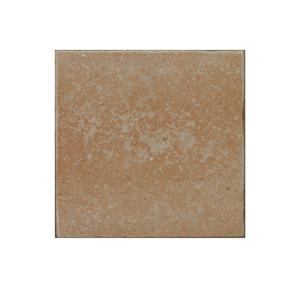Revestimento de Lajota Cotto Natural 15x15cm Lepri
