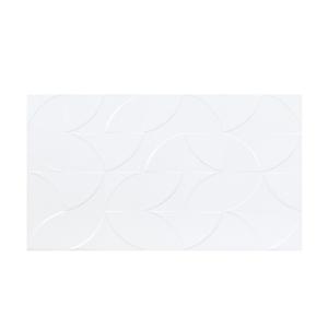 Revestimento de Parede Brilhante Borda Reta 319130 31x55cm Artens