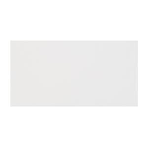 Revestimento de Parede Borda Arredondada 31x57cm Branco Neve LLF57607 Artens