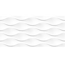 Revestimento de Parede Borda Reta Acetinado 43,2x91cm Soie Evian Ceusa