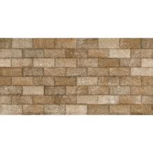 Revestimento de Parede Acetinado Borda Reta 42,4x86,5cm Brick Ceral