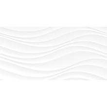 Revestimento de Parede Acetinado Borda Reta 42,4x86,5cm Mare White Ceral