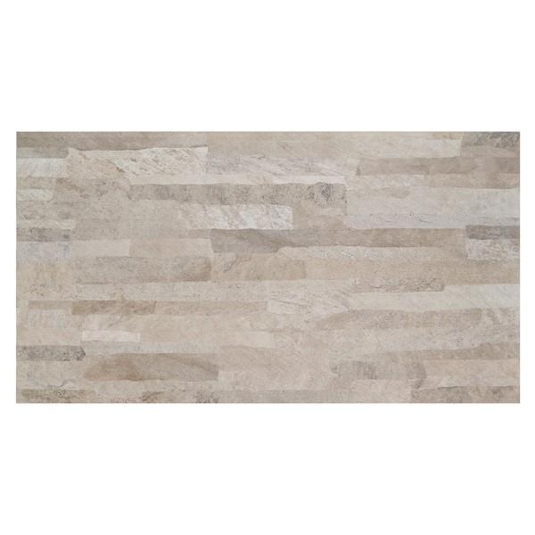 revestimento de parede borda arredondada acetinado canjiquinha cinza hd 31x57 artens leroy merlin. Black Bedroom Furniture Sets. Home Design Ideas