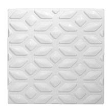 Revestimento de Parede Arabic Marfim 20x20x1,3cm Caixa com 0,72m² Revest'lart