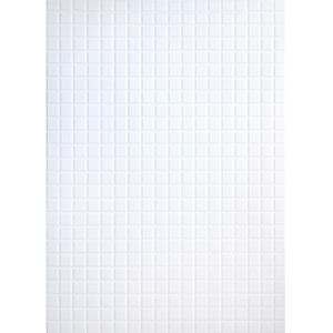 Revestimento de Parede Borda Arredondada Cariri Branco 33x46cm Cerbras