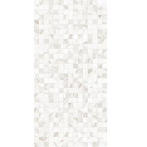 Revestimento de Parede Brilhante Borda Arredondada Carrara Statuario 30x60cm Pointer