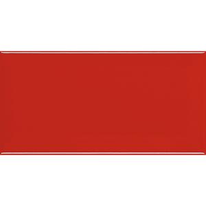 Revestimento de Parede Borda Arredondada Metro Red 10x20cm Eliane