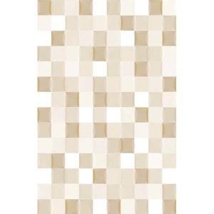 Revestimento de Parede Brilhante Borda Arredondada Mona Bege CA22522 32x50cm Casagrês