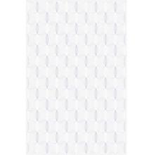 Revestimento de Parede Brilhante Borda Arredondada Mona Branco CA22521 32x50cm Casagrês