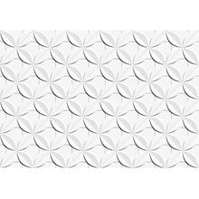 Revestimento de Parede Borda Reta Dalia Branco 43,7x63,1cm Ceusa