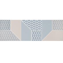 Revestimento de Parede Borda Reta Look Blue Decor 30x90,2cm  Eliane