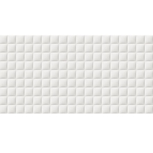 Revestimento de Parede Borda Reta Trend White 30x60cm Lanzi
