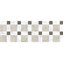 Revestimento de Parede Borda Reta Brilhante 30x90,2cm Marmo Classic Incepa