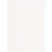 Revestimento de Parede Brilhante Borda Arredondada 33x59cm Branco Capri LF33390 Artens