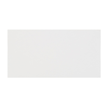 Revestimento de Parede Brilhante Borda Arredondada 33x59cm Branco Neve LLF33607 Artens