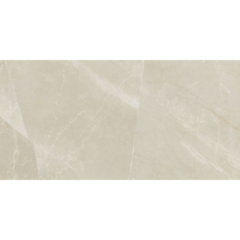Revestimento de Parede Brilhante Borda Reta 45x90cm Pulpis Crema Eliane