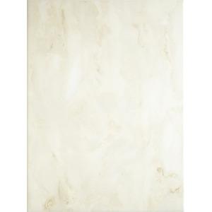 Revestimento de Parede Borda Arredondada Brilhante Agata Bone 33x45cm Eliane 266124