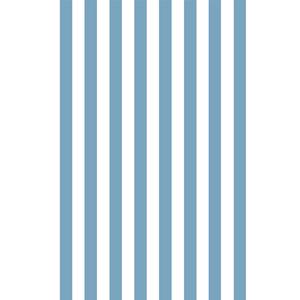 Revestimento de Parede Borda Arredondada Brilhante Lines Cyan 34x50cm Pamesa