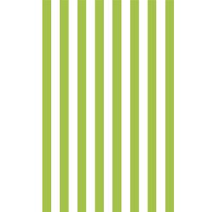 Revestimento de Parede Borda Arredondada Brilhante Lines Lime 34x50cm Pamesa