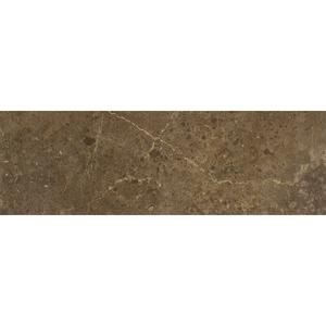 Revestimento de Parede Borda Reta Brilhante Marmo Capuccino 74512 27,8x92cm Porto Ferreira
