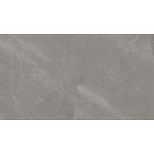 Revestimento de Parede Brilhante Borda Arredondada Pulpis Gray 33,5x60cm Eliane