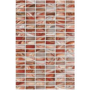 Revestimento de Parede Borda Arredondada Brilhante RV65010 33X50cm Incenor