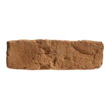 Revestimento de Parede Brique 10 Terracota 21x6,5x1,5cm Caixa com 0,5m² Passeio