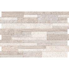 Revestimento de Parede Acetinado Compostela Cinza 34x50cm Artens