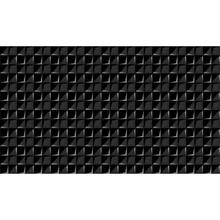 Revestimento de Parede Brilhante Borda Arredondada Marselha Black HD52944 Embramaco