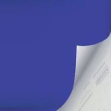 Revestimento Decorativo Básico Azul 45x200cm