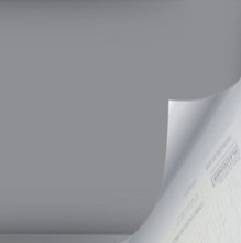 Revestimento Decorativo Básico Cinza 45x200cm
