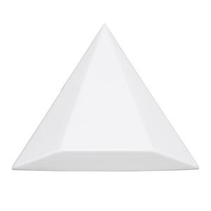 Revestimento Decorativo Cerâmica Branco Lotus 20x17,3cm Essenza