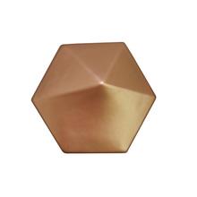 Revestimento Decorativo Cerâmica Bronze Onix 16,7x14,5cm Essenza