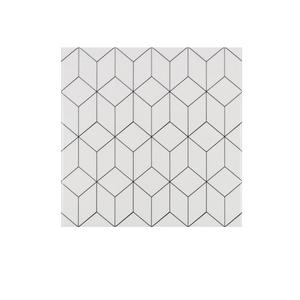 Revestimento Decorativo Cerâmica Cubos 20x20 Artens