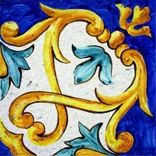Revestimento Decorativo Cerâmica Mix Itália 15x15cm Sofistiq