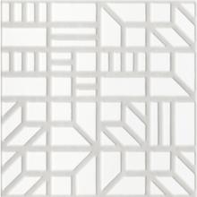 Revestimento Decorativo Grafos Cinza 29x29cm Eliane